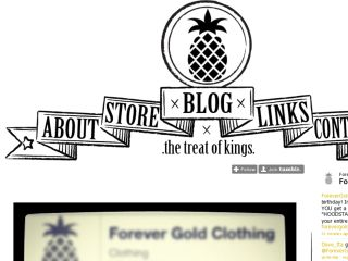 Shop at forevergoldclothing.com