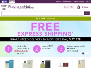 Shop at fragrancenet.com