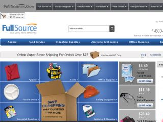 Shop at fullsource.com