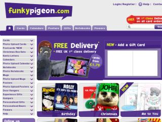 Shop at funkypigeon.com