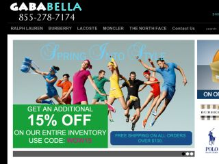 Shop at gababella.com