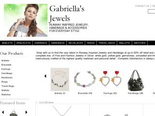 Shop at gabriellasjewels.com