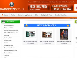 Shop at gadgetize.co.uk