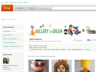 Shop at galleryingreen.etsy.com