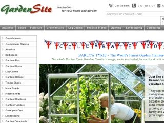 Shop at gardensite.co.uk