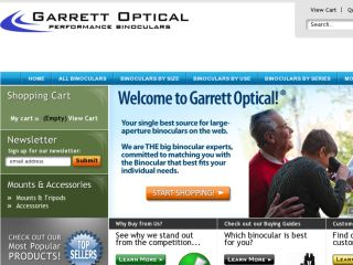 Shop at garrettoptical.com