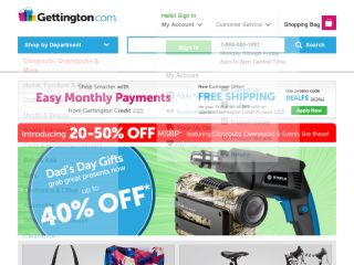 Gettington coupon code