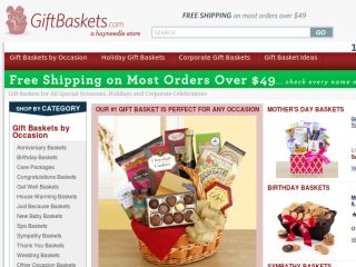 Shop at giftbaskets.com