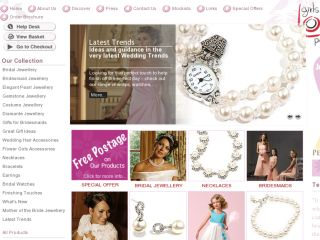 Shop at girls-love-pearls.co.uk