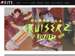 Shop at glamourkills.com