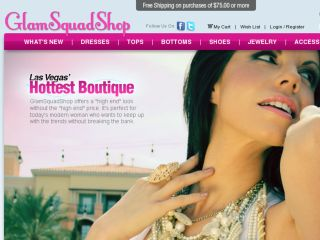Shop at glamsquadshop.com