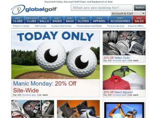 Shop at globalgolf.com