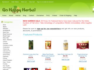 Shop at gohappyherbal.com