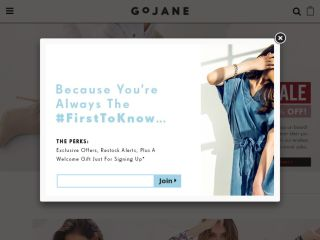 Shop at gojane.com
