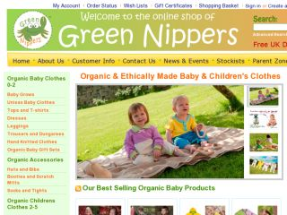 Shop at greennippers.co.uk