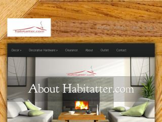 Shop at habitatter.com