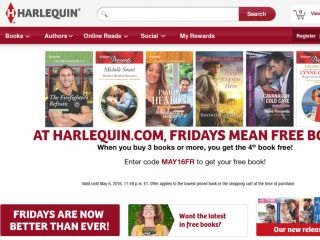 Shop at harlequin.com