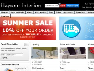 Shop at haysominteriors.com