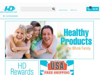 Shop at healthdesigns.com