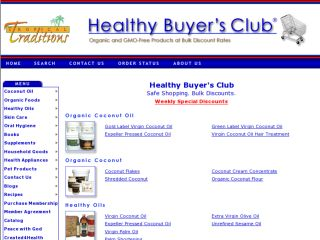 Shop at healthybuyersclub.com