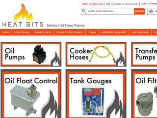 Shop at heatbits.com