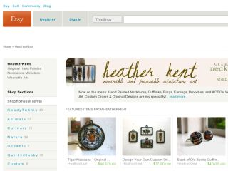 Shop at heatherkent.etsy.com