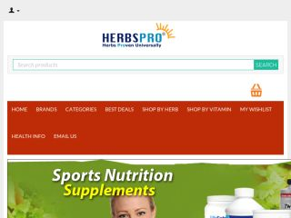 Shop at herbspro.com