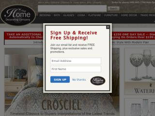 Shop at home-decorating-co.com