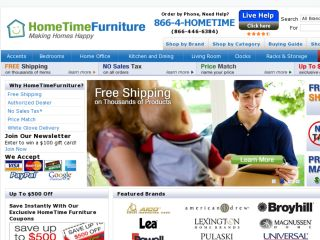 Shop at hometimefurniture.com