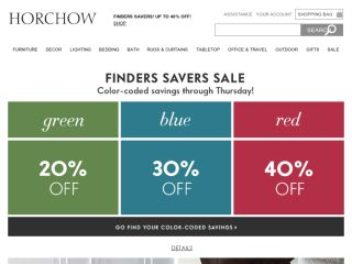 Shop at horchow.com