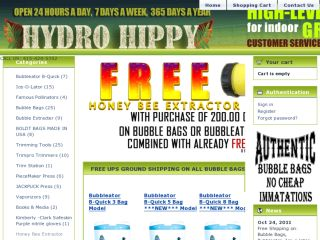 Shop at hydrohippy.com