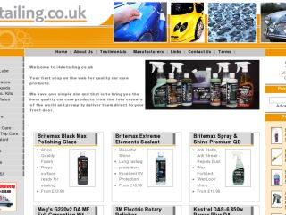 Shop at i4detailing.co.uk