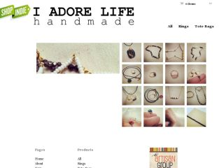 Shop at iadorelifehandmade.com