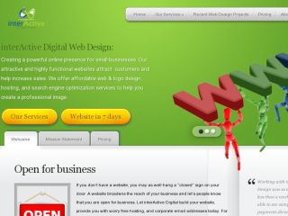 Shop at iadwebdesign.com
