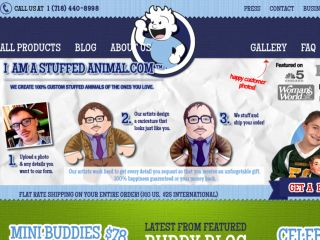 Shop at iamastuffedanimal.com
