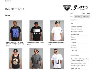 Shop at ic3.bigcartel.com