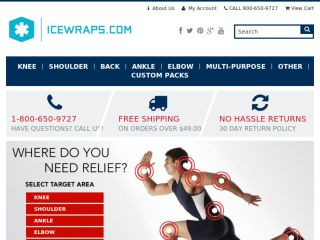 Shop at icewraps.net