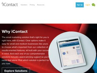 Shop at icontact.com