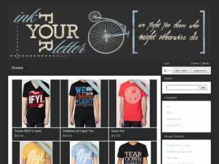 Shop at ifylapparel.bigcartel.com