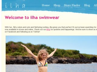 Shop at ilhaswimwear.com
