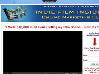 Shop at internetmarketingforfilmmakers.com