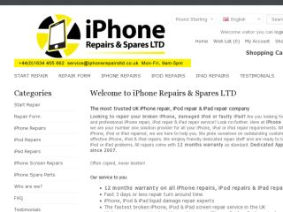 Shop at iphone-repairs.co.uk