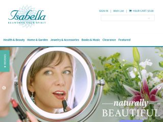 Shop at isabellacatalog.com