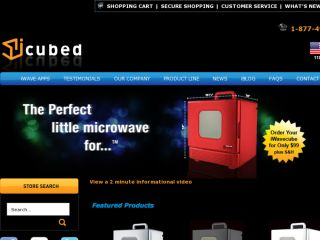Shop at iwavecube.com