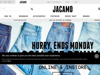 Shop at jacamo.co.uk