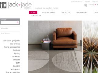 Shop at jackandjadehome.com