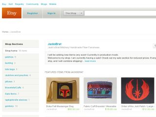Shop at jacksbrat.etsy.com