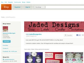 Shop at jadeddesignsinc.etsy.com