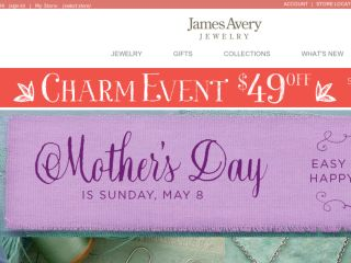 James Avery Coupon & Promo Codes
