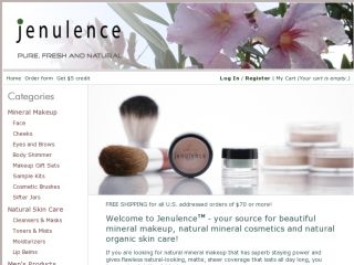 Shop at jenulence.com